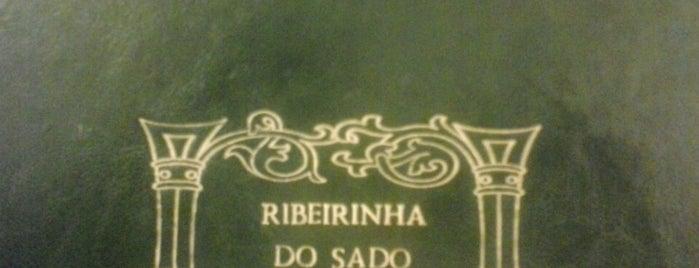 Ribeirinha do Sado is one of Locais salvos de Alec.
