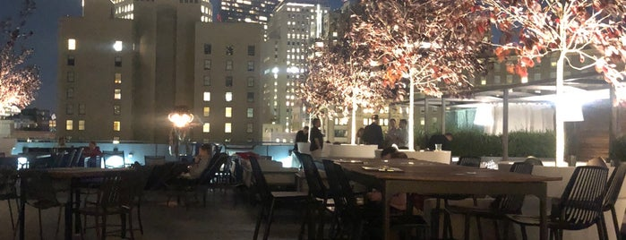 Rooftop Lounge is one of Boston.