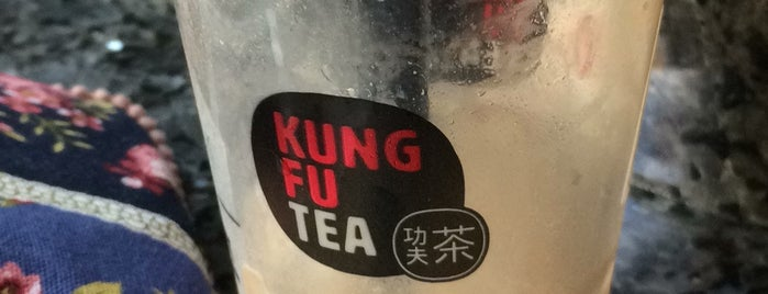 Noodle House & Kung Fu Tea is one of Princeton.
