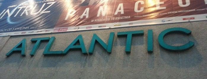 Kino Atlantic is one of faenza.