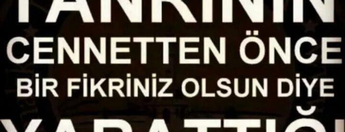 Yüksek Vadi is one of Posti salvati di Figen.