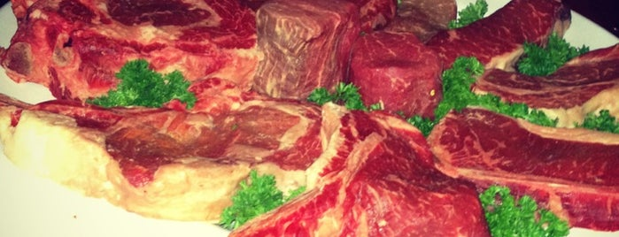 Harry's Prime Steakhouse & Raw Bar is one of DF (La lista de mis ojos, paladar y oidos).