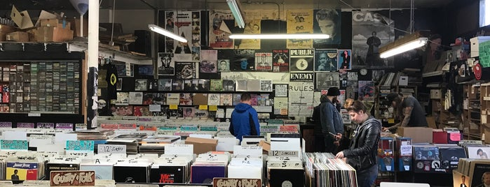 Wax Trax Records is one of Things to Do in Denver.