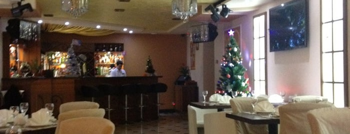 Karaoke & Bar AJUR is one of Russia Fun.