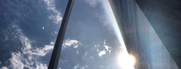 "Gateway Arch is one of ""Been there, done that.""."