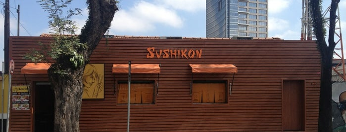 Sushikon is one of Coisas da vida na Vila.
