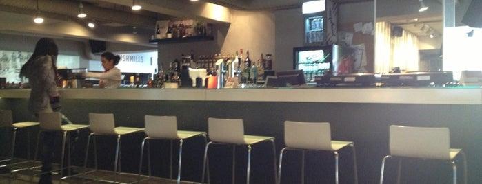 Stalker is one of Sofia Bar&Dinner.