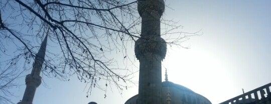 Zeynep Sultan Camii is one of 1-Fatih to Do List | Spiritüel Merkezler.
