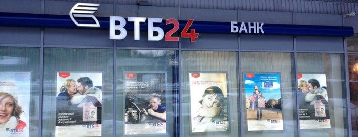 ВТБ is one of Posti che sono piaciuti a Денис.