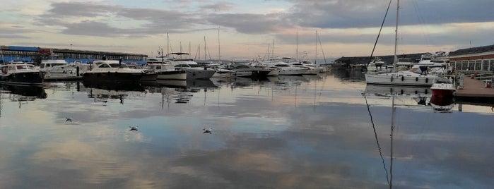 Viaport Marina is one of Tempat yang Disukai Cengiz.