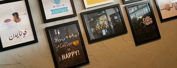 Voltage Cafe is one of Locais salvos de Queen.
