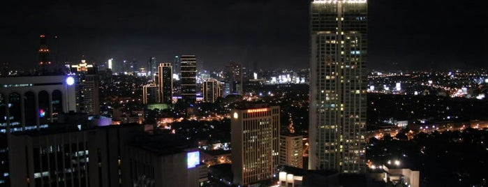 Top of the Citi by Chef Jessie is one of SOUTH EAST ASIA Dining with a View.