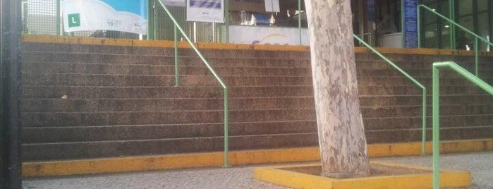 Sesc Madureira is one of สถานที่ที่ Hotiellio Lira ถูกใจ.