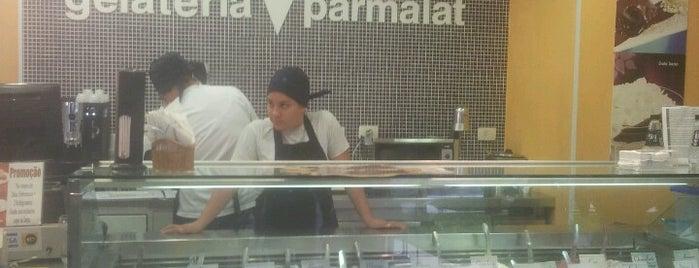 Gelateria Parmalat is one of Posti che sono piaciuti a Alberto J S.