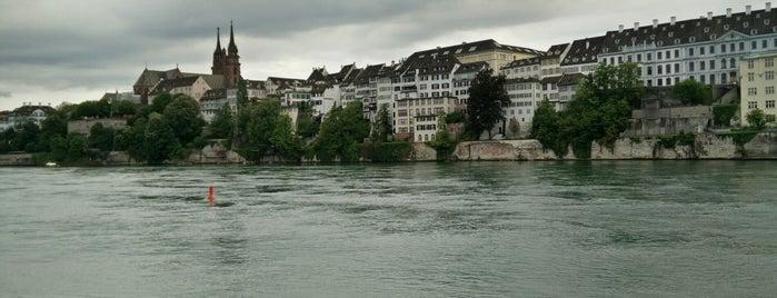 Pfalz is one of Basel.