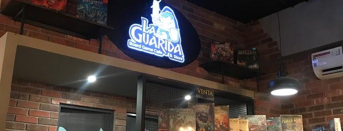 La Guarida is one of [To-do] Monterrey.