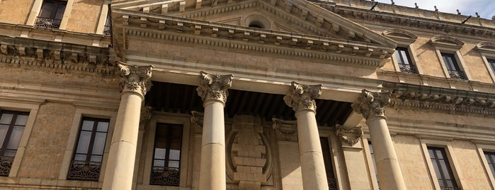 Facultad de Filología is one of Pasear en Salamanca.