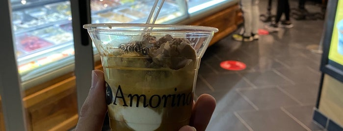Amorino Gelato is one of Dessert.