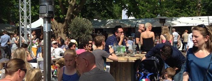 Taste of Amsterdam 2014 is one of Lieux qui ont plu à Birgit Sung Shim.