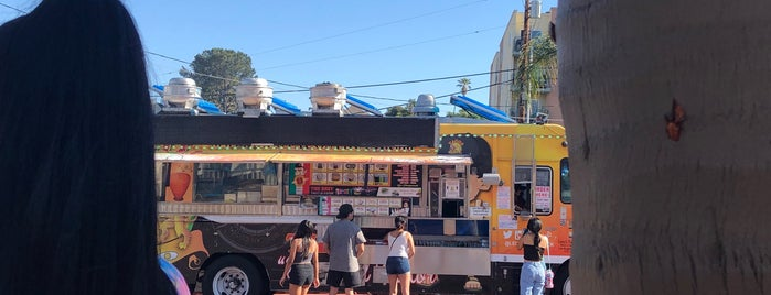 Leo's Tacos is one of NOHO, Glendale, Burbank, Atwater, Silver Lake, EP.