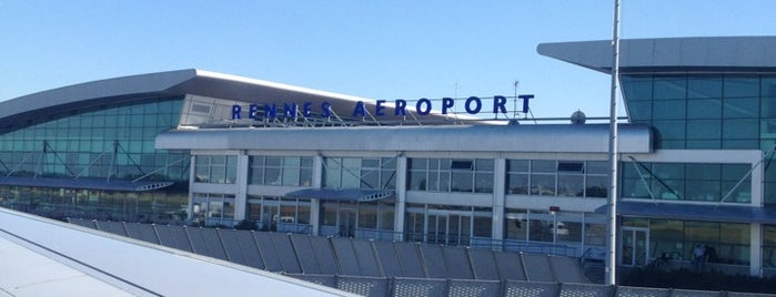 Aéroport Rennes Saint-Jacques (RNS) is one of Airports.