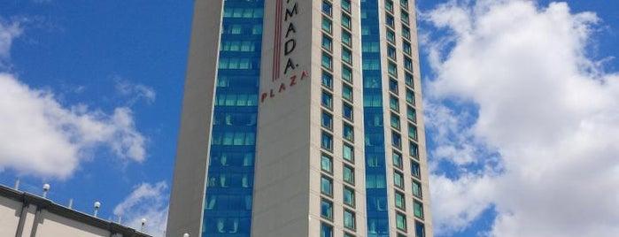 Kaya İstanbul Fair & Convention Hotel is one of İstanbul - Bakırköy & Büyükçekmece.