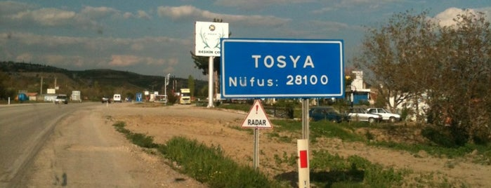 Tosya is one of Tempat yang Disukai Samet.