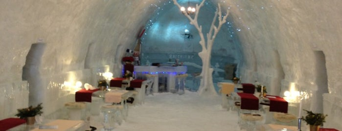 Ice Hotel is one of Romania Trip 2015.