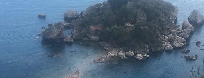 Mendolia Beach Club is one of Italia: Sicilia.
