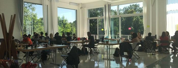 bridge STUDIOS BERLIN is one of Lieux qui ont plu à Elena.