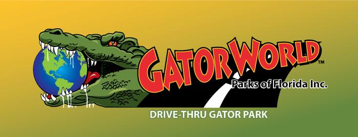 GatorWorld Parks of Florida is one of Lizzie'nin Kaydettiği Mekanlar.