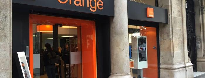 Orange is one of Gespeicherte Orte von Dmitry.