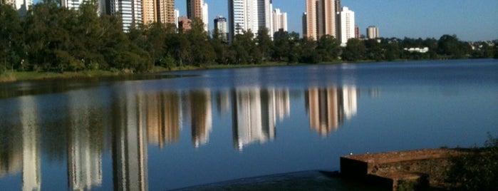 Lago Igapó is one of Locais curtidos por Luiz Frederico.