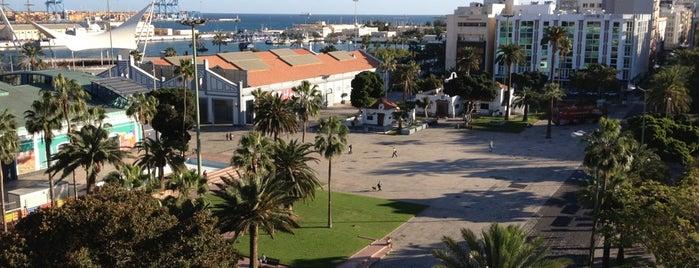 Parque Santa Catalina is one of Gran Canaria.