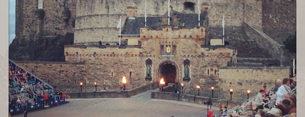 The Royal Edinburgh Military Tattoo is one of Locais curtidos por Leonard.