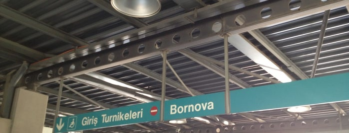 Bornova Metro Otobüs Durağı is one of Veni Vidi Vici İzmir 1.