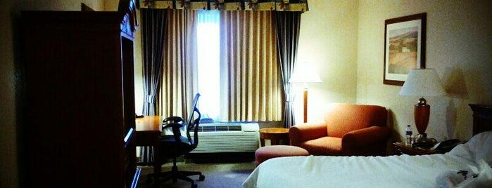Hilton Garden Inn is one of Austin : понравившиеся места.
