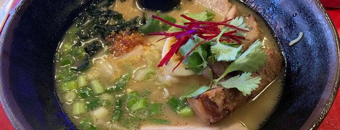 Kameya Ramen is one of To-do eat.