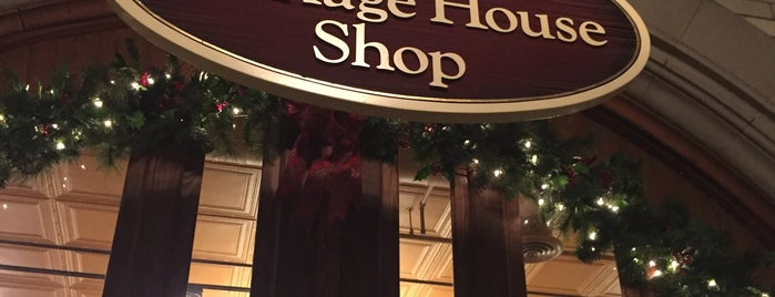 Carriage House Gift Shop is one of Non restaurants.