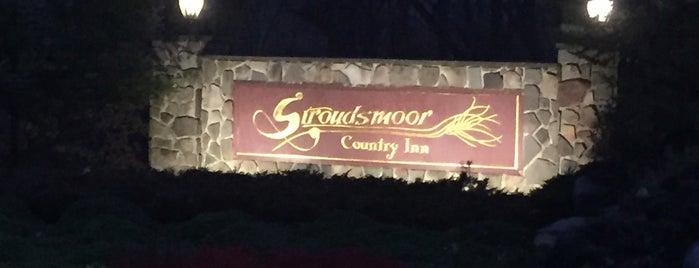 Stroudsmoor Country Inn is one of G : понравившиеся места.