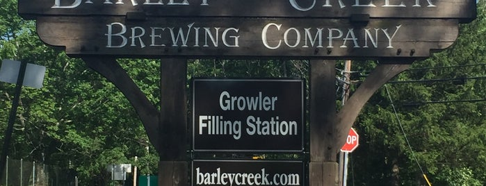 Barley Creek Brewing Company is one of Poconos.
