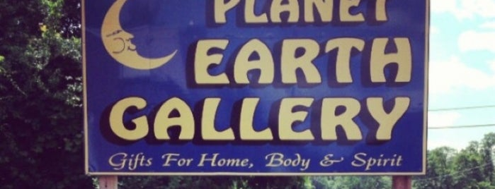 Planet Earth Gallery is one of Non restaurants.