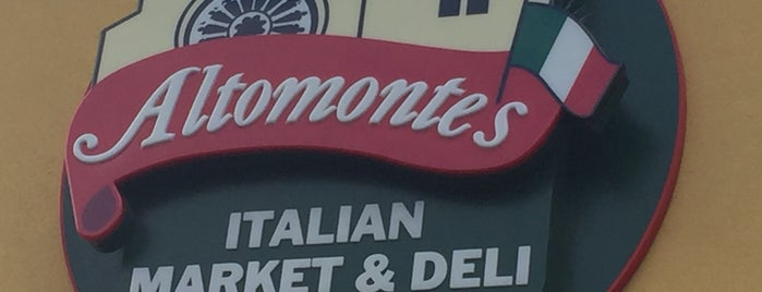 Altomonte's is one of Italian Subs.
