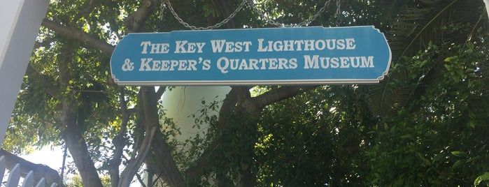 Key West Lighthouse Museum is one of Gさんのお気に入りスポット.