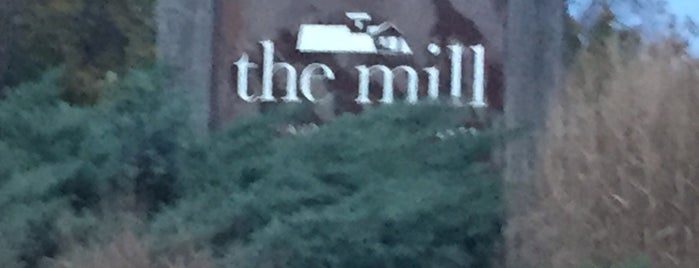 The Mill Restaurant and Bar is one of G 님이 저장한 장소.