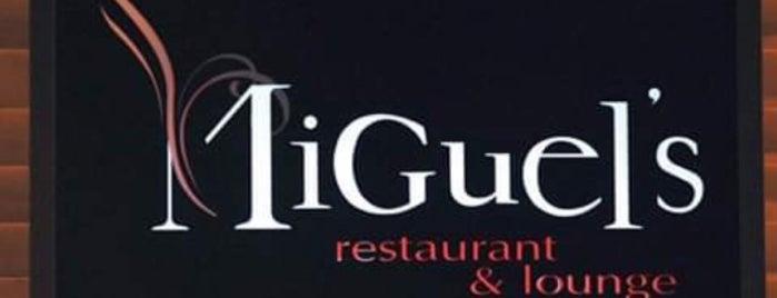 Miguel's at Belfast is one of สถานที่ที่บันทึกไว้ของ G.