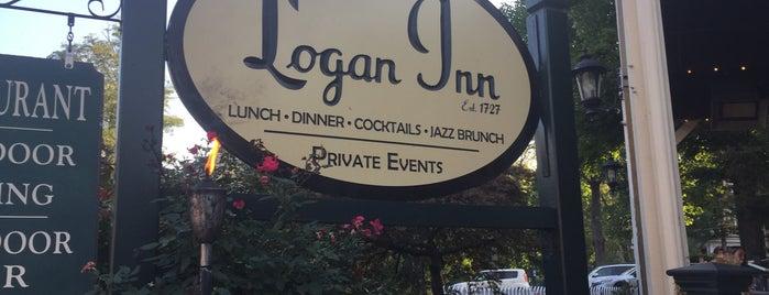Logan Inn is one of G : понравившиеся места.