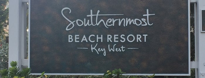 Southernmost Beach Resort is one of Gさんのお気に入りスポット.