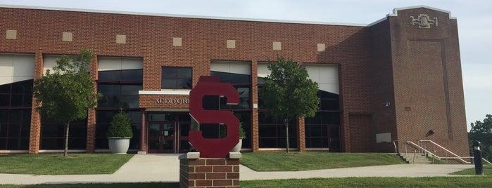 Stroudsburg High School is one of G : понравившиеся места.