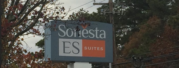 Sonesta  ES Suites is one of Non restaurants.